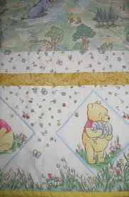 Winnie The Pooh Nursery Decorations by Love This Classic Winnie The Pooh Themed Baby Quilt The Colors