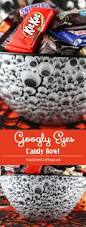 Halloween Candy Dish Craft by Googly Eyes Candy Bowl Two Sisters Crafting