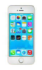 Apple iPhone 5s 32GB Silver Boost Mobile A1453 CDMA GSM