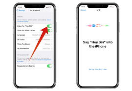 How to Start and Use Siri on iPhone X Without Home Button