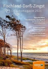 fischland darß zingst urlaubsmagazin 2021