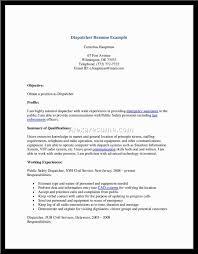 100 Truck Dispatcher Job Description Tag Resume For Best Forklift Operator Resume
