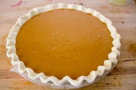 Pumpkin Pie With Molasses Brown Sugar by Homemade Pumpkin Pie Simplyrecipes Com