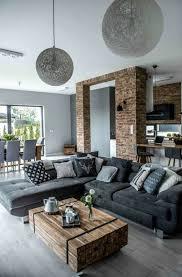cool inneneinrichtung ideen wohnideen wohnzimmer graues