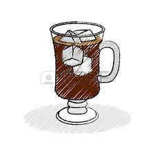 Mug Clipart Iced Coffee