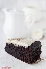 guinness kuchen rezept saftiger schokoladenkuchen