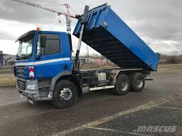DAF 85.380 CF, France, $35,899, 2004- Dump Trucks For Sale - Mascus ... China Faw Tipper Truck 6x4 10 Wheeler Dump Trucks For Sale 1979 Mack Rs686lst Dump Truck Item C3532 Sold Wednesday For N Trailer Magazine Toy Vintage Tonka Sg Wilson Selling And Trailers With Services That Include Old Cstk Equipment Jj Bodies Texas Military Vehicles Types Of Heavy Duty Direct Dump Truck Single Axles For Sale Neuson Dumper 28z3 Wacker Kramer Ecotec Forestry 1503 Digger Mini View All Buyers Guide