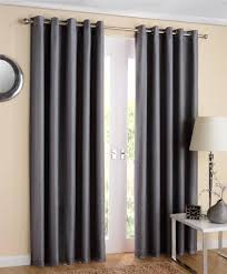 Thermal Lined Curtains John Lewis by Voile Curtains With Eyelets Memsaheb Net