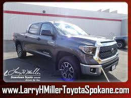 100 Trucks For Sale Spokane Wa New 2019 Toyota Tundra WA Call 5094558770