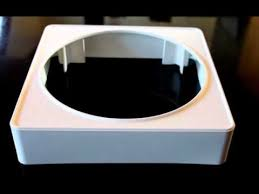 can holders can cls tub skirts can collars trays youtube