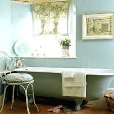 French Country Bathroom Blue Tile Ideas