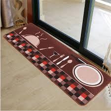 tapis cuisine antiderapant design cuisine idées de décoration