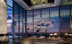 100 Four Seasons Miami Gym ECHO Brickell 91 Sold But Exclusive Carlos Ott Penthouse
