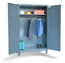 Uline Storage Cabinets Assembly Instructions by Strong Hold Products Industrial Uniform Cabinet With Full Width