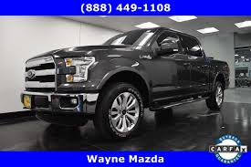 100 4wd Truck Used 2016 Ford F150 Lariat 4WD For Sale In Wayne NJ