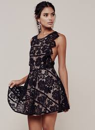 long short white blue black bridesmaid lace dresses oasap fashion