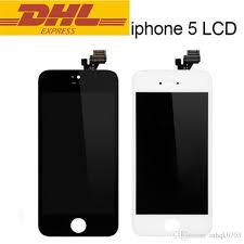 2018 Factory Price For Iphone 5 Lcd Touch Screen Digitizer Display
