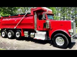 100 Peterbilt Tri Axle Dump Trucks For Sale 389 Truck 10624