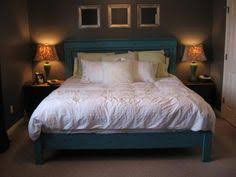 Ana White Headboard King by King Farmhouse Bed Do It Yourself Home Projects From Ana White