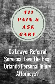 411 Pain & Ask Gary: Best Orlando Personal Injury Attorneys? Car Injury Attorney Orlando Call Brown Law Pl At 743400 Omaha Personal Attorneys Will Help Get Through Accident Lawyers Boca Raton Jupiter Motorcycle Coye Firm Florida Questions Orange Auto Fl I Was Rear Ended Because Had To Stop Quickly Do Have A Case Youtube An Overview Of Floridas Nofault Insurance Laws Truck Lawyer The Most Money Tina Willis