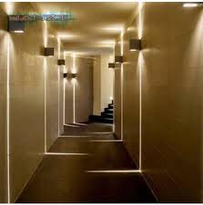 square outside wall lights architecture outdoor led