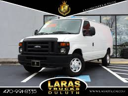 100 Lara Truck Sales Used 2014 Ford Econoline For Sale In Duluth GA 30096