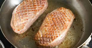 recette cuisine sous vide magrets de canard recette de magrets de canard au miel et aux