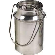 pot a lait inox krüger bidon de lait 1 5l 7715 achat vente pichet carafe