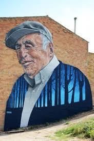 gargar festival in small town penelles spain brooklyn street art