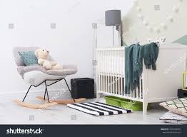 Beautiful Interior Baby Room Crib Rocking Stock Photo (Edit ... White Glider Rocker Wide Rocking Chair Hoop And Ottoman Base Vintage Wooden Baby Craddle Crib Rocking Horse Learn How To Build A Chair Your Projectsobn Recliner Depot Gliders Chords Cu Small For Pink Electric Baby Crib Cradle Auto Us 17353 33 Offmulfunctional Newborn Electric Cradle Swing Music Shakerin Bouncjumpers Swings From Dolls House Fine Miniature Nursery Fniture Mahogany Cot Pagadget White Rocking Doll Crib And Small Blue Chair Tommys Uk Micuna Nursing And Cribs