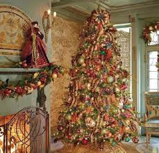 Frontgate Christmas Trees Decorated by Houses Christmas Tree Interior Architecture Fireplace Desktop