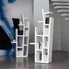 free standing book shelves ladder book shelf 4 tier bookcase stand