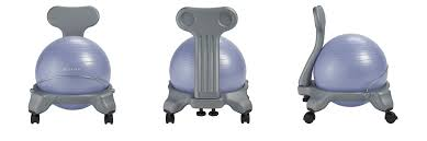 Gaiam Balance Ball Chair Replacement Ball by Gaiam Kids Balance Ball Chair Blue And Green Exercise Balls