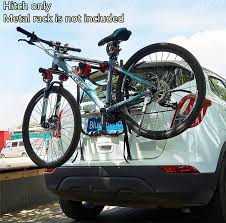 100 Bike Rack For Truck Hitch 4Pcs Bicycle 1142 Mount Carrier Car SUV