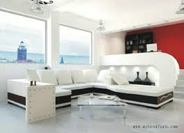100 2 Sofa Living Room Luxury U Shaped Color Leather Sofa High Quality Living Room Furniture Sofa Set