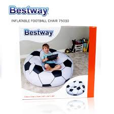 Inflatable Football Chair 1.14m X 1.12m X 66cm - IC066 Best Promo Bb45e Inflatable Football Bean Bag Chair Chelsea Details About Comfort Research Big Joe Shop Bestway Up In And Over Soccer Ball Online In Riyadh Jeddah And All Ksa 75010 4112mx66cm Beanless 45x44x26 Air Sofa For Single Giant Advertising Buy Sofainflatable Sofagiant Product On Factory Cheap Style Sale Sofafootball Chairfootball Pvc For Kids