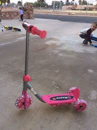 Girls Razor Scooter Brand New Used Once Too Small For My 4 Year Old