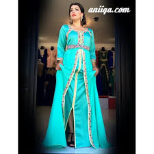 robe caftan moderne à pas cher