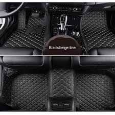 Volvo Xc90 Floor Mats Black by Aliexpress Com Buy Carnong Leather Car Mat Floor For Volvo Xc90