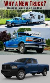 100 Buying A Truck Why We Re A New Versus Fixing Big Blue RV Happy Hour