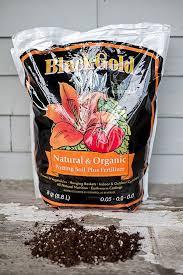 Black Gold Natural and Organic Potting Soil