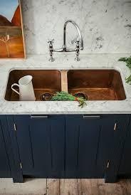 33x22 Copper Kitchen Sink by Best 25 Copper Kitchen Sinks Ideas On Pinterest Copper Sinks