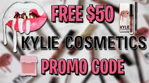 EASY Free Kylie Cosmetics Promo Code 2019 ✅ $50 Kylie Cosmetics Coupon Code  & Voucher 2019! ✅