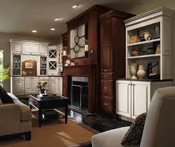 Living Room Cabinets by Laundry Room Cabinets Kemper Cabinetry