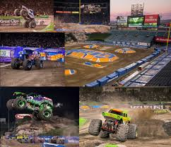 100 Monster Truck Track Set Anaheim Is For Action Jam
