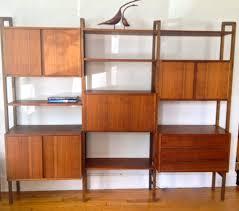 home design ideas mid century modern shelving unit diy mid