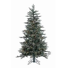 Balsam Fir Artificial Christmas Trees by Artificial Christmas Trees Prelit Artificial Christmas Trees 5