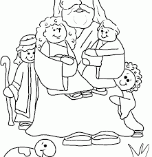 Best Coloring Pages Bible Stories 22 With Additional Free Kids Another Portion Of 20 Picture