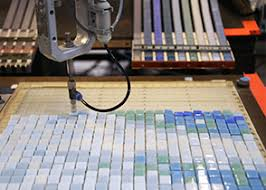 custom mosaic tile design fabrication artaic