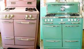 Collection In Retro Style Kitchen Appliances And Smeg 50s